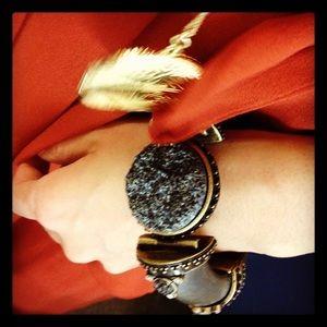 All saints cuff bracelet